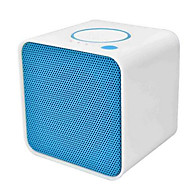 Wireless Portable Bluetooth Speaker Mini Apple Small Cube Multi-function TF FM Radio Speaker Handsfree with Microphone Player