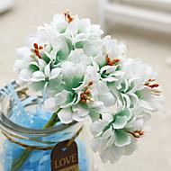 abordables Flores Artificiales-Flores Artificiales 1 Rama Moderno / Modern Plantas Flor de Mesa