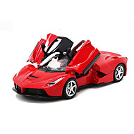 abordables Coches y miniaturas de juguete-Vehículos de tracción trasera Coche Aleación de Metal