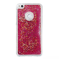 Для huawei p9 lite p8 lite чехол для крышки флеш-накопитель quicksand tpu материал телефон чехол p8 lite (2017)