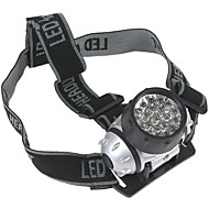 Headlamps Headlight LED 600 lm 4 Mode LED Emergency Super Light Camping/Hiking/Caving Everyday Use Cycling/Bike Hunting Multifunction