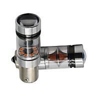 Недорогие Задние фонари-T20 / 1157 / 1156 Автомобиль Лампы 100W SMD 5050 3000lm Светодиодные лампы Задний свет