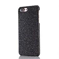 Θήκη για iphone 7 7 plus glitter pc προστασία πίσω κάλυψη περίπτωση για iphone 6s 6splus 6 6plus