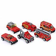 Voertuig Speelgoedauto's Brandweerwagen Speeltjes Unisex Stuks