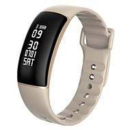 cheap Daily Deals-Smart Bracelet YYA69 for iOS / Android / IPhone Touch Screen / Heart Rate Monitor / Water Resistant / Water Proof Pulse Tracker /