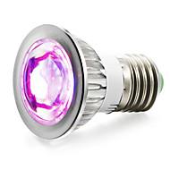 hesapli -1pc 4W 160 lm E14 GU10 E27 LED Büyüyen Işıklar 10 led SMD 5730 Kırmızı Mavi AC 85-265V