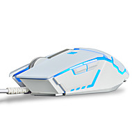 お買い得  マウス-AJAZZ AJAZZ GTC 3050 ケーブル ゲーミングマウス 調整可能DPI バックライト プログラマブル 500/1000/1500/2000/3000/4000