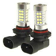 Sencart 2pcs 9005 p20d névoa luzes de luz de farol de luzes de faróis (branco / vermelho / azul / branco morno) (dc / ac9-32v)