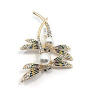 povoljno -Žene Broševi Umjetno drago kamenje Životinjski dizajn Legura Animal Shape Jewelry Za Party Dnevno Kauzalni Večer stranka