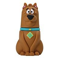 Ny tegneseriehund usb2.0 32gb flash-stasjon du diskminnestokk
