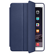 cheap iPad Accessories-Case For Apple Shockproof / Auto Sleep / Wake Up Full Body Cases Solid Color Hard PU Leather for iPad Air / iPad 4/3/2 / iPad Mini 3/2/1 / iPad Pro 10.5 / iPad (2017)
