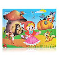 tanie Zabawki & hobby-Puzzle Zabawki Inne Myszka Dom Słońce Kreskówka Nie określony Sztuk