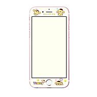 Недорогие Защитные пленки для iPhone-Защитная плёнка для экрана для Apple iPhone 6s Айфон 6 Закаленное стекло Защитная пленка на всё устройство Уровень защиты 9H