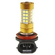Недорогие Сигнальные огни для авто-SENCART H11 Мотоцикл Лампы 36W W SMD 3030 1500-1800lm lm Светодиодные лампы Лампа поворотного сигнала