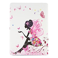 Case For  ipad(2017) Cover with Stand Flip Pattern Auto Sleep/Wake Up Full Body Case Hard PU Leather for  ipad234 ipad Air Air2 mini123 mini4