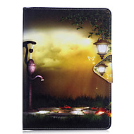 Case Cover for iPad pro 10.5 iPad (2017) Card Holder Wallet with Stand Flip Full Body Case City View Hard PU Leather for iPad Pro 9.7 air2 mini4 mini
