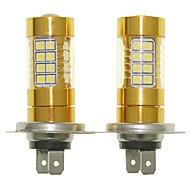 baratos -Sencart 2pcs h7 px26d lâmpada piscante led carro cauda volta lâmpadas de luz de luz reversa (branco / vermelho / azul / branco quente) (dc