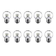 Χαμηλού Κόστους Λαμπτήρες LED σφαίρα-3 W 250 lm E27 LED Λάμπες Σφαίρα G45 24 leds SMD 2835 Θερμό Λευκό Ψυχρό Λευκό 220 V