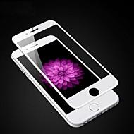 Недорогие Модные популярные товары-Защитная плёнка для экрана Apple для iPhone 7 Plus Закаленное стекло 1 ед. Защитная пленка для экрана Уровень защиты 9H HD