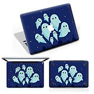 tanie Naklejki na komputery Mac-Naklejka na obudowę na Odporne na zadrapania Halloween Wzorki PVC MacBook Pro 15'' with Retina MacBook Pro 15'' MacBook Pro 13'' with