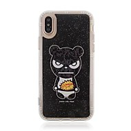 Назначение iPhone X iPhone 8 Чехлы панели Ультратонкий С узором Задняя крышка Кейс для Мультипликация Панда Мягкий Термопластик для Apple