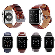 For Apple Watch Series 3/2/1 Vintage Genuine Asso Genuine leather Strap Wristband