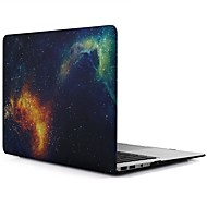 abordables Fundas, Bolsas y Estuches para Mac-MacBook Funda Cielo TPU para MacBook Air 13 Pulgadas / MacBook Air 11 Pulgadas / MacBook Pro 13 Pulgadas con Pantalla Retina