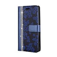 kotelon kannen kortin haltija lompakko tekojalokivi stand jalka kotelo kotelo kova pu nahka Sony Sonya xperia xz sony xperia xz