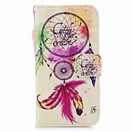 Назначение iPhone X iPhone 8 iPhone 8 Plus Чехлы панели Кошелек Бумажник для карт со стендом Флип С узором Магнитный Чехол Кейс для Ловец