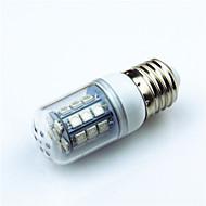 お買い得  LED コーン型電球-3.5W 250lm E27 LEDコーン型電球 T 26 LEDビーズ SMD 5050 グリーン 220V