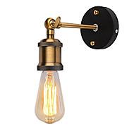 Χαμηλού Κόστους Φις Λάμπας-1pcs σύγχρονη σοφίτα vintage ρυθμιζόμενο βιομηχανικό μεταλλικό τοίχο φως ρετρό ορείχαλκο τοίχο λαμπτήρα χώρα στυλ λαμπτήρα λαμπτήρα