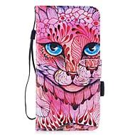 Назначение iPhone 7 iPhone 7 Plus Чехлы панели Кошелек Бумажник для карт со стендом Флип С узором Магнитный Чехол Кейс для Животное