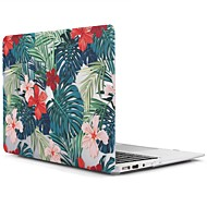MacBook Futerał na MacBook Air 13 cali MacBook Air 11 cali MacBook Pro 13- palců s Retina displejem Drzewo Kwiaty Poliuretan