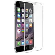 Недорогие Защитные плёнки для экранов iPhone 8 Plus-Защитная плёнка для экрана для Apple iPhone 8 Pluss Закаленное стекло 1 ед. Защитная пленка для экрана HD / Уровень защиты 9H / 2.5D закругленные углы