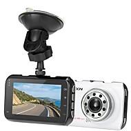 Недорогие Видеорегистраторы для авто-K4680 1080p Автомобильный видеорегистратор 170° Широкий угол 3 дюймовый LED Капюшон с Ночное видение Автомобильный рекордер