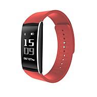 yy k8 mujer de los hombres pulsera inteligente monitor de frecuencia cardíaca monitor de oxígeno de presión arterial