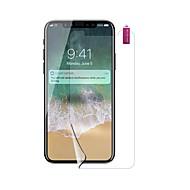 PET Защитная плёнка для экрана для Apple iPhone X Защитная пленка для экрана HD Взрывозащищенный