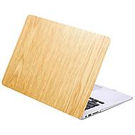 """abordables Fundas, Bolsas y Estuches para Mac-MacBook Funda para Fibra de Madera Policarbonato Nuevo MacBook Pro 15"""" Nuevo MacBook Pro 13"""" MacBook Pro 15 Pulgadas MacBook Air 13"""