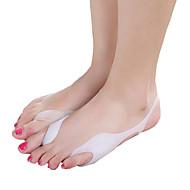Πόδι Συσκευή Μασάζ Toe Διαχωριστικό & κάλο Pad Μασάζ Γιλέκο για σωστή στάση του σώματος Προστατευτικό Ορθωτικά Εύκολο στη μεταφορά