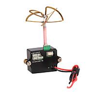 RM7172 1set FPV Components Kamera / Video Varaosa drones Metallinen