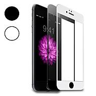 Недорогие Защитные плёнки для экранов iPhone 8 Plus-Защитная плёнка для экрана для Apple iPhone 8 Pluss Закаленное стекло 1 ед. Защитная пленка для экрана HD / Уровень защиты 9H / Против отпечатков пальцев