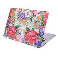 """voordelige Mac-hoezen & Mac-tassen & Mac-etuis-MacBook Hoes voor Bloem TPU MacBook Air 13"""" MacBook Air 11"""" MacBook Pro 13'' met Retina-scherm"""