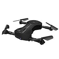 olcso rc játékok-RC Drón SHR/C SH6 4CH 6 Tengelyes 2,4 G 720P HD kamerával RC quadcopter FPV Egygombos Visszaállítás Headless Mode 360 Fokos Forgás Lebeg