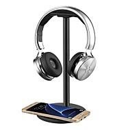 kopfhörer headset stehen / aufhänger / halter / montieren mit qi drahtlose lade für samsung galaxy s7 / s7 kanten6 / s6 edgenote 5 nexus