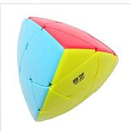 Rubiks terning QIYI Mastermorphix 155 Let Glidende Speedcube Magiske terninger Puslespil Terning Trekant Jul Fødselsdag Barnets Dag Gave