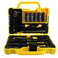 お買い得  ビジネス&企業向け-rewin®ツール43pcsプロの電動ドライバーを使用して、家庭用の設定します