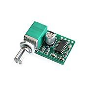 お買い得  Arduino 用アクセサリー-pam8403ミニ5Vデジタル小型アンプ