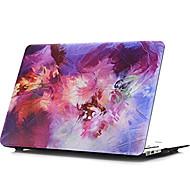 """お買い得  MacBook 用ケース/バッグ/スリーブ-MacBook ケース のために 油絵 ポリカーボネート 新MacBook Pro 15"""" / 新MacBook Pro 13"""" / MacBook Pro 15インチ"""