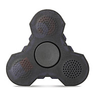 Bluetooth Fidget Tri-spinner Speaker Wireless Outdoor LED Speaker Hand Spinner