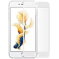 Недорогие Защитные плёнки для экранов iPhone 8-Защитная плёнка для экрана Apple для iPhone 8 Закаленное стекло 1 ед. Защитная пленка на всё устройство Защитная пленка для экрана 3D